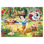 Puzzle  Trefl-13204 Snow White and the Seven Dwarfs