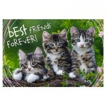 Puzzle  Trefl-13215 XXl Pieces - Best Friends Forever