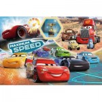 Puzzle  Trefl-13239 XXL Pieces - Cars