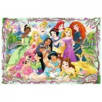 Puzzle  Trefl-13242 XXL Pieces - Disney Princess