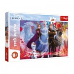 Puzzle  Trefl-13250 XXL Pieces - Frozen II