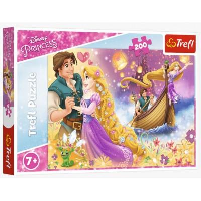 Puzzle Trefl-13267 The Magical World of Princesses
