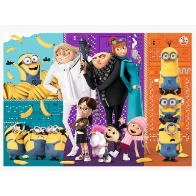 Puzzle Trefl-13275 Minions up!