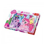 Puzzle  Trefl-14182 Maxi Pieces : My Little Pony