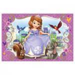 Puzzle  Trefl-14208 XXL Jigsaw Pieces - Sofia the First