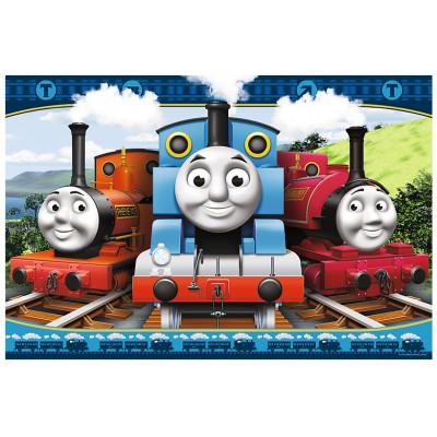Puzzle Trefl-14231 XXL Pieces - Thomas the Train