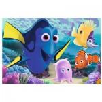 Puzzle  Trefl-14239 XXL Pieces - - Dory & Nemo