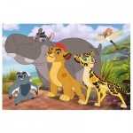 Puzzle  Trefl-14240 XXL Pieces - Disney Lion Guard