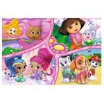 Puzzle  Trefl-14260 XXL Pieces - Dora