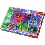Puzzle  Trefl-14262 XXL Pieces - PJMasks