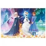 Puzzle  Trefl-14265 XXL Pieces - Frozen