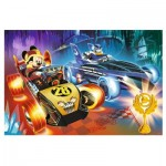 Puzzle  Trefl-14266 XXL Pieces - Mickey and the Roadster Racers
