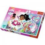Puzzle  Trefl-14267 XXL Pieces - Nella