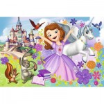 Puzzle  Trefl-14270 XXL Pieces - Princess Sofia