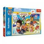 Puzzle  Trefl-14287 XXL Pieces - Paw Patrol