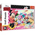 Puzzle  Trefl-14292 XXL Pieces - Minnie