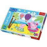 Puzzle  Trefl-14293 XXL Pieces - Peppa Pig