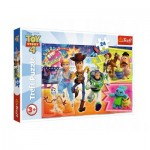Puzzle  Trefl-14295 XXL Pieces - Toy Story 4