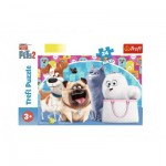 Puzzle  Trefl-14296 XXL Pieces - The Secret Life of Pets 2