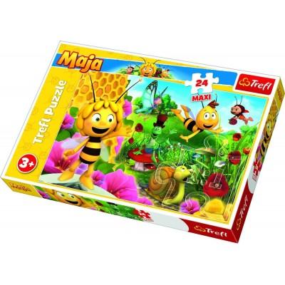 Puzzle Trefl-14297 XXL Pieces - Maja