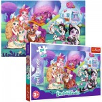 Puzzle  Trefl-14315 XXL Pieces - Enchantimals