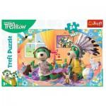 Puzzle  Trefl-14319 XXL Pieces - Treflikow