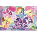 Puzzle  Trefl-14320 XXL Pieces - My Little Pony