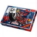 Puzzle  Trefl-14407 Maxi Pieces Recto / Verso: Spider-Man