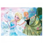 Puzzle  Trefl-14811 Frozen