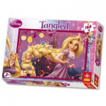 Trefl-15194 Jigsaw Puzzle - 160 Pieces - Disney Princesses : Rapunzel