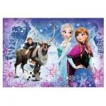 Puzzle  Trefl-15344 Frozen