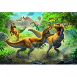 Puzzle  Trefl-15360 Dinosaurs