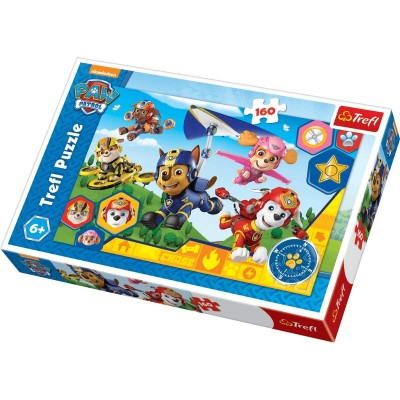 Puzzle Trefl-15363 Paw Patrol