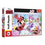 Puzzle  Trefl-15373 Minnie Mouse