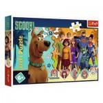 Puzzle  Trefl-15397 Scooby Doo