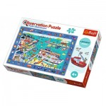Trefl-15536 Puzzle Observation - The Port