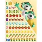 Puzzle  Trefl-15554 Numbers
