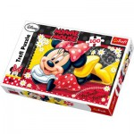 Puzzle  Trefl-16193 Minnie dream