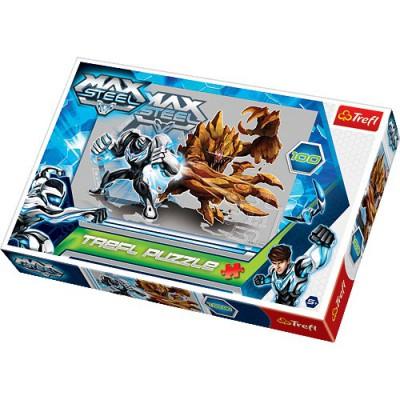 Puzzle Trefl-16206 Max Steel: the Titans Fighting