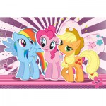 Puzzle  Trefl-16228 My little Pony