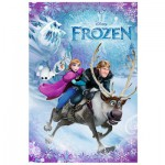 Puzzle  Trefl-16273 Disney Frozen