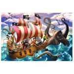 Puzzle  Trefl-16278 The Sea Battle