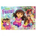 Puzzle  Trefl-16311 Dora