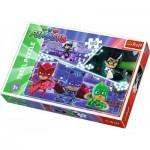 Puzzle  Trefl-16334 PJMasks