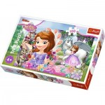 Puzzle  Trefl-16344 Sofia the First