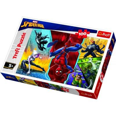 Puzzle Trefl-16347 Spider-Man