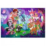 Puzzle  Trefl-16348 Enchantimals