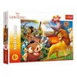 Puzzle  Trefl-16359 Disney - The Lion King