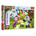 Puzzle  Trefl-16370 Masha and the Bear