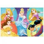 Puzzle  Trefl-16419 Disney Princess